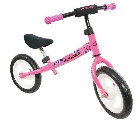 Hudora Seven potkupyörä pinkki