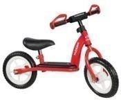 Hudora Toddler 10 punainen - potkupyörä