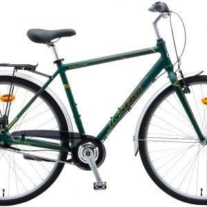 Insera Evolution 28'' 7-Vaihteinen Miesten Vihreä Polkupyörä