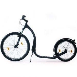 Kickbike Cross Max 20V potkupyörä musta