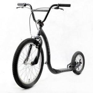 Kickbike Freeride potkupyörä musta