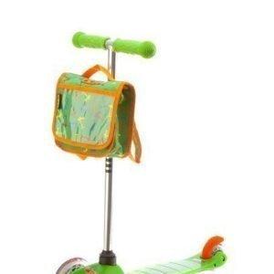 Micro laukku vihreä