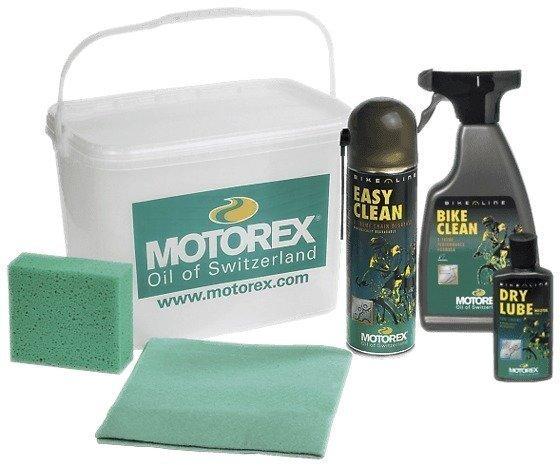 Motorex Bike Clean Kit Puhdistussetti
