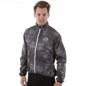 Newline Bike Windbreaker Jacket Pyöräilytakki Harmaa