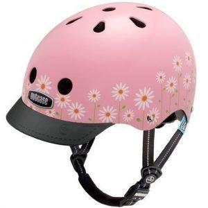 Nutcase Gen3 Daisy Pink Kypärä