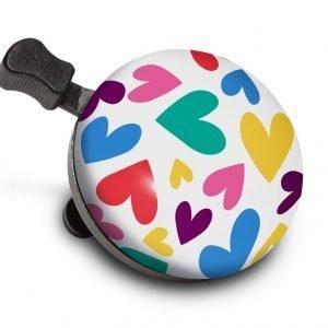 Nutcase Happy Hearts Soittokello