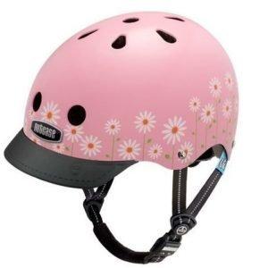 Nutcase Little Nutty Gen3 Daisy Pink Lasten kypärä