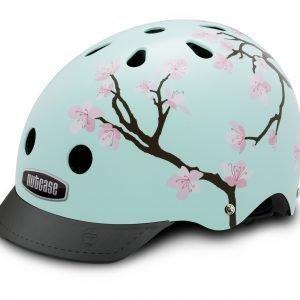 Nutcase Street Pyöräilykypärä Cherry Blossoms