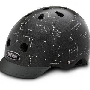 Nutcase Street Pyöräilykypärä Constellations