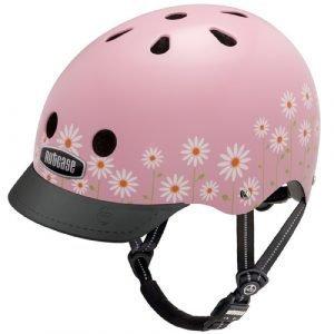 Nutcase Street Pyöräilykypärä Daisy Pink