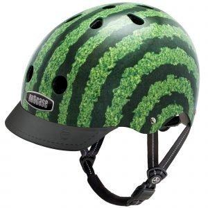 Nutcase Street Pyöräilykypärä Watermelon
