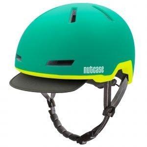 Nutcase Tracer Pyöräilykypärä Aurora Green Matte