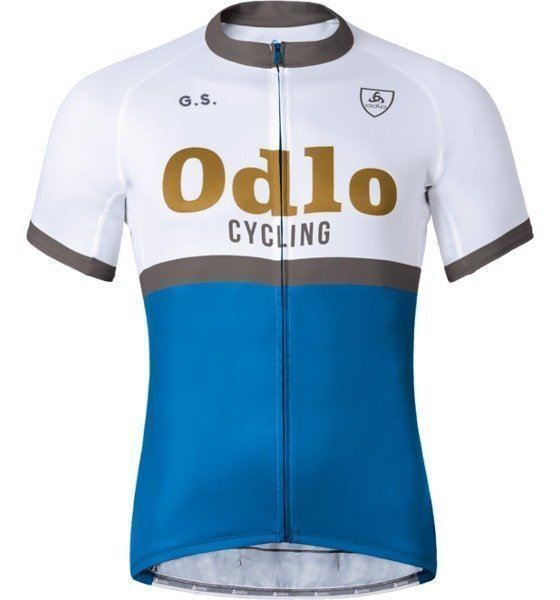 Odlo Ride S/S Jsy Pyöräilypaita