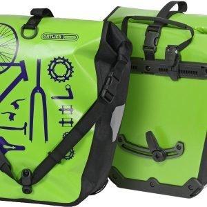 Ortlieb Back Roller Classic Design Pyörälaukku Lime