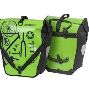 Ortlieb Back-Roller Classic Design takalaukkupari useita värejä