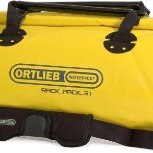 Ortlieb Rack-Pack M Pyörälaukku Keltainen