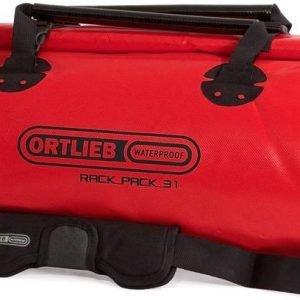Ortlieb Rack-Pack M Pyörälaukku Punainen
