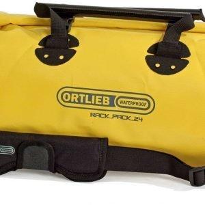 Ortlieb Rack-Pack S Pyörälaukku Keltainen