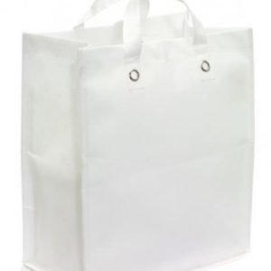 Palma kokoontaitettava ostoskassi valkoinen