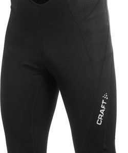 Performance Bike StormBib tights M no pad musta