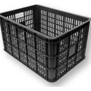 Polkupyörän etukori Crate S + kiinnikesarja