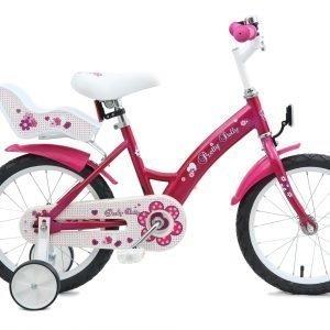 """Pretty Dolly 16"""" Pinkki Tyttöjen Polkupyörä"""