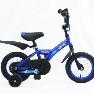 """Rocket Speedy Mx 12"""" Sininen Lasten Polkupyörä"""