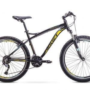 Romet Fit 26'' 24-Vaihteinen Maastopyörä Musta