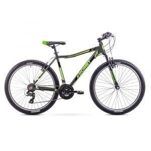 Romet Rambler 26'' 21-Vaihteinen Polkupyörä Vihreä