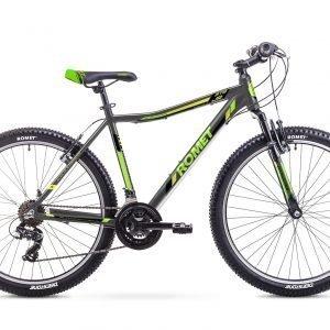 Romet Rambler 26'' Jr 21-Vaihteinen Maastopyörä Harmaa