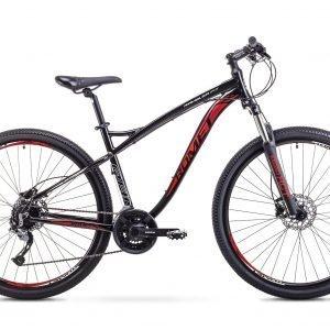 Romet Rambler Fit 29'' 24-Vaihteinen Polkupyörä Musta