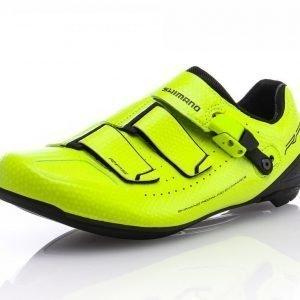 Shimano Rp500 Lvg Pyöräilykengät Keltainen