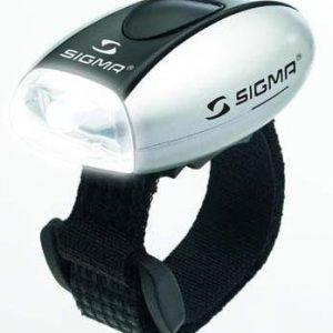 Sigma Mikro huomiovalo valkoinen