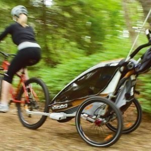 Thule Chariot pyöräilypaketti