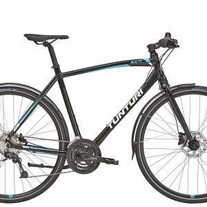 Tunturi Rx 500 28'' Miesten 24-Vaihteinen Hybridipyörä