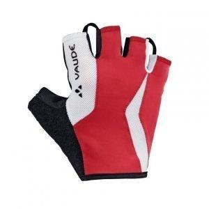 Vaude Mens Advanced Gloves sormikkaat punainen