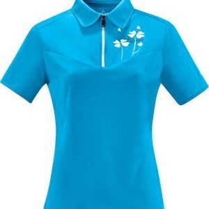 Vaude Women's Ride Shirt Pyöräilypaita Sininen