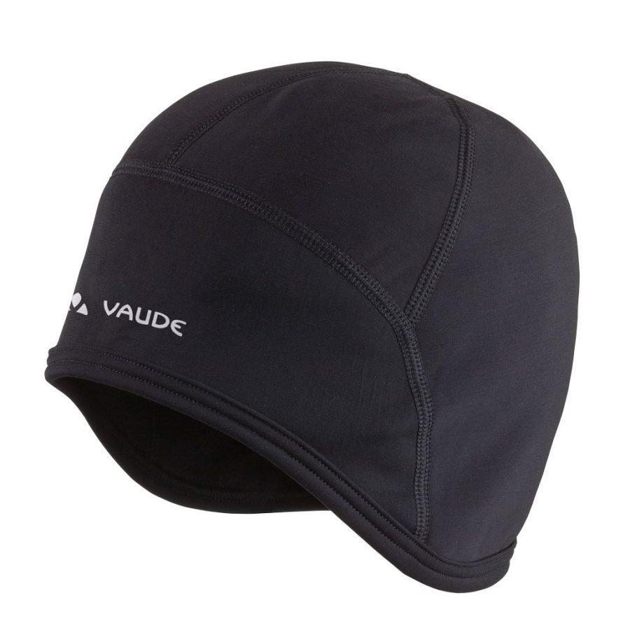 Vaude bike warm cap pyöräilypipo musta
