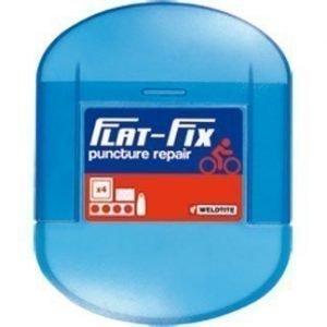 Weldtite Flat-Fix polkupyörän pikapaikkasarja