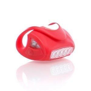 Wrsport Bicycle Light Pyöränlamppu Punainen
