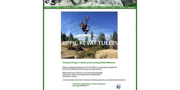 Polkupyörä Etappi