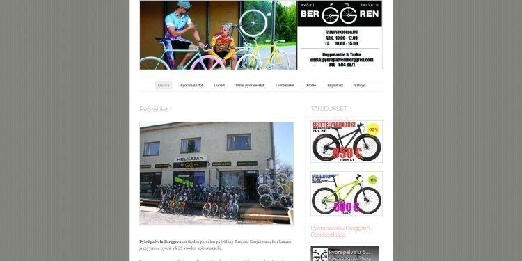 Pyöräpalvelu Berggren